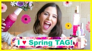 I ♥ Spring TAG! | Yo ♥ la Primavera (Argentina) | STEPHT
