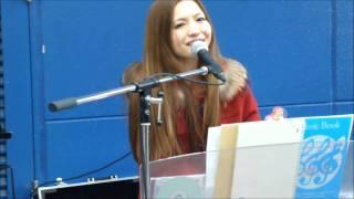 まつもとななみ 2011,04,03 sun 川崎 コンデジ版.
