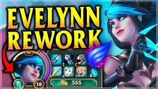 36 MINS OF PERFECT REWORKED EVELYNN GAMEPLAY! Shadow Evelynn Jungle - League of Legends Commentary