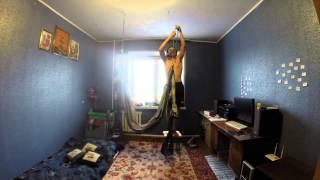 Установка гамака | Install hammock