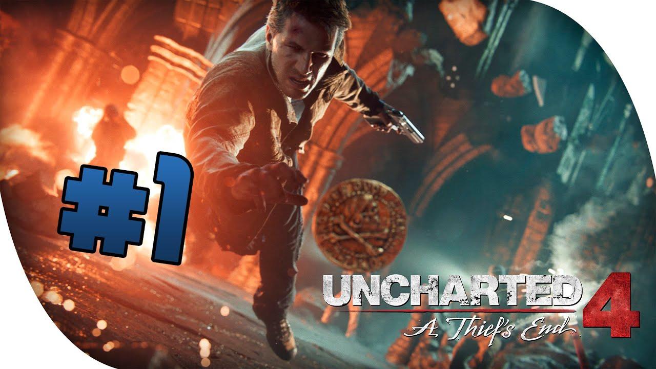 Uncharted 4 Beta