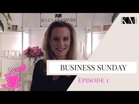 KM Business Sunday | Episode 1 | Stellt eure Fragen | KRISS MICUS ®