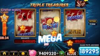 Wild Triple Slots Free Casino Slot Machines 30s Trailer