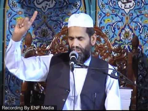 Allama Muhammad Anwar Qureshi WIM 2011 part2