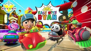 RACE WITH RYAN CHALLENGE! Vtubers Racing Competition for 1st Place! Let's Play Race with Ryan