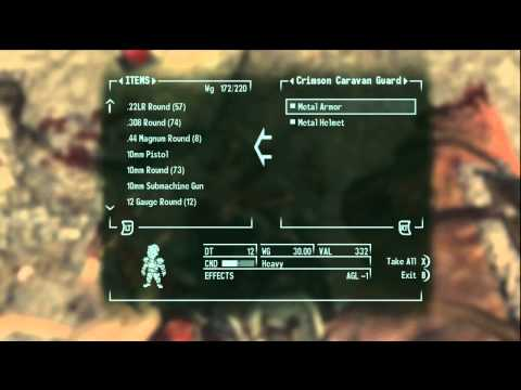 fallout new vegas how to get christine& 39