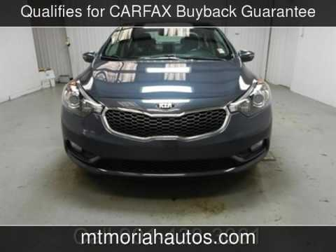 Mt Moriah Auto Sales >> 2014 Kia Forte EX Used Cars - Memphis,Tennessee - 2017-03-07 - YouTube