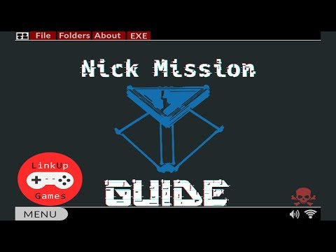 Hacker.exe Official Nick Mission Guide(Mission 3)