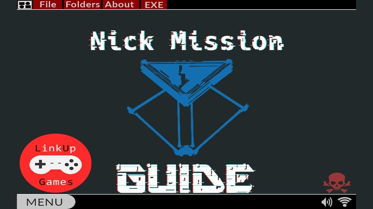 Hacker exe Official Nick Mission Guide(Mission 3)