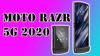 ОБЗОР | Moto RAZR 5G 2020 - раскладушка не для всех
