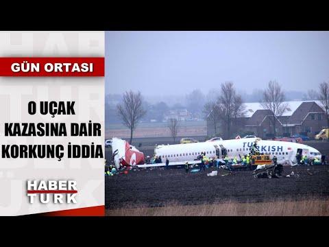 THY Uçak Kazasında Hata örtbas Mı Edildi? | Gün Ortası - 21 Ocak 2020