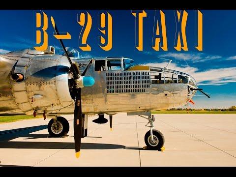 B-25 Miss Mitchell Taxi