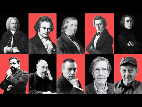 Happy Birthday In The Styles Of 10 Classical Composers (COMPILATION)