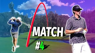 SUNDAY MATCH #4 | Garrett vs Micah with Shot Tracers