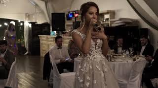 Свадебный сюрприз для мужа #АфигенныеАндреевы