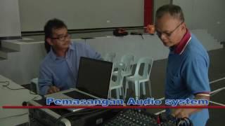 Kursus Audio Pa System Clarity Sound