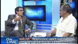 Canal N entrevista a Víctor Andrés Ponce y Nelson Manrique