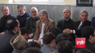 Govt Officials Attend Ashura Ceremony/شرکت سران حکومت در مراسم عزاداری روز عاشورا