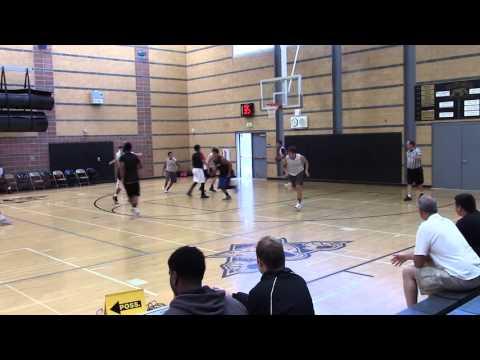 Francisco Valdez High School Basketball Highlights (Roseland University Prep Class of 2016)