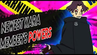 The Insane Powers Of Kara's New Member Deepa In Boruto Naruto Next Generations!