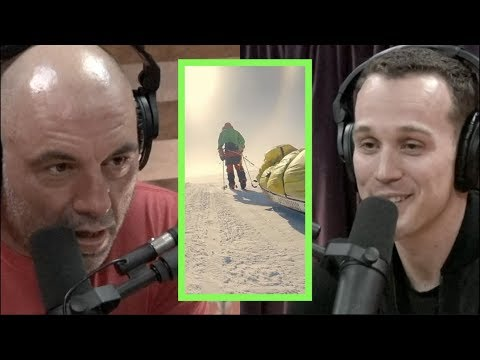 Colin O'Brady Sets Record Straight on Inaccurate Nat Geo Article | Joe Rogan
