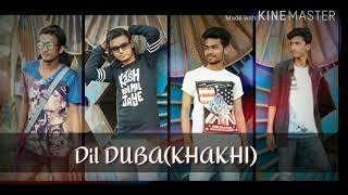Dil Duba (Khaki)Dance cover.. SA WARRIORS(Dance crew) Present Choreography by:- Dance lover Skypy
