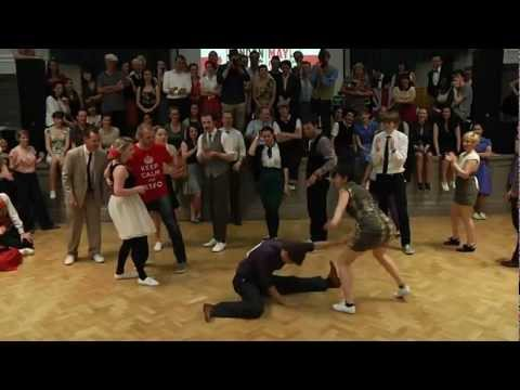 London Swing Festival 2012 - Fast and Furious