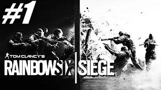 POLİS KUVVETİ ARTECH : Tom Clancy's Rainbow Six - Siege #1