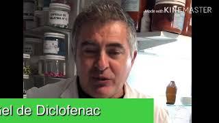 100g confiança diclofenaco gel
