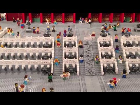 Lego Forbidden City at Macao Museum of Art  (03105)