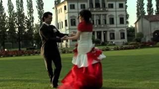 Cвадьба в Италии, образец свадебного видео