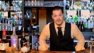 Bar Therapy With Jacopo Falleni - Salted Caramel Martini -
