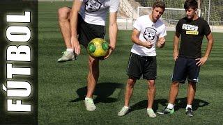 Como controlar un pase fuerte en un partido de Fútbol o Futsal/Fútbol sala, control del balón/pelota