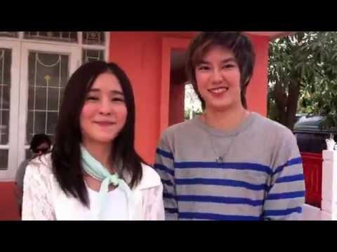 [Yes Or No 2][19.01.2012] Aom Và Tina Gửi Lời Đến Các Fan