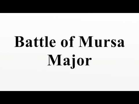 Battle of Mursa Major