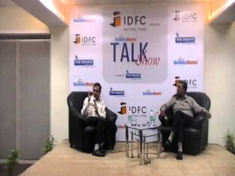Talk Show with Bhushan Giramkar of New Poona Bakery presented by IDFC & co-hosted by The Senate
