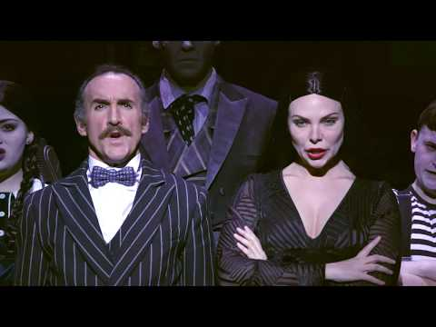 The Addams Family at the Grand Opera House