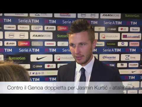 Contro il Genoa doppietta per Jasmin Kurtić