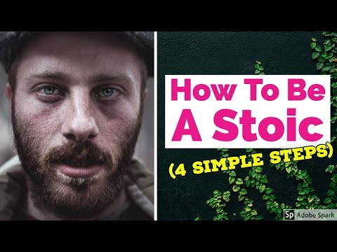 Stoicism: How To Be A Stoic MotherF*cker (4 Steps) להורדה