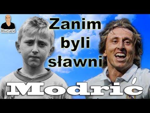 Luka Modrić | Zanim byli sławni