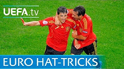 Highlights: Watch every EURO hat-trick