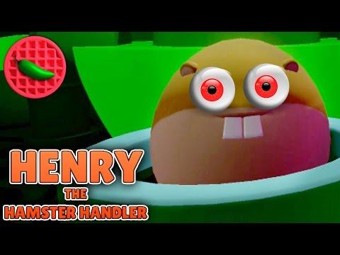 UKO THE RODENT WRANGLER! -- Let's Play Henry The Hamster Handler (HTC Vive VR Gameplay) |