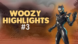 Woozy Highlights #3 - Fortnite