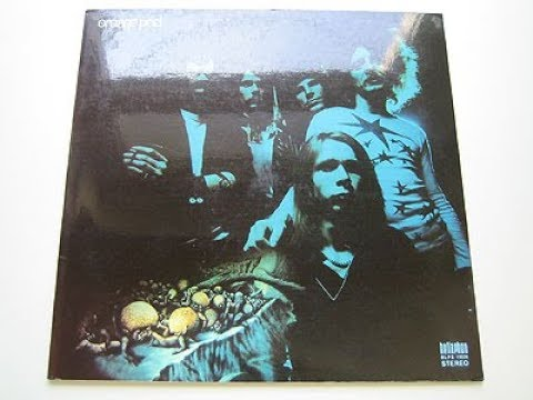ORANGE PEEL (Full Album) 1970 German Rock Monster LP `Bellaphon` Rare Heavy Psych £565