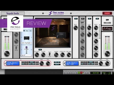 Review - Two notes Torpedo Studio