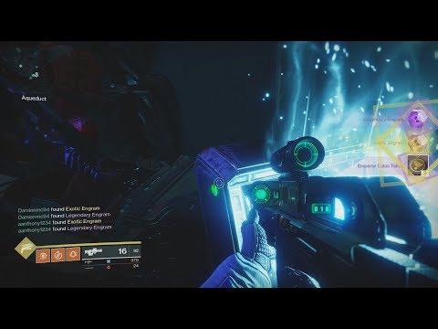 Destiny 2    Leviathan Raid - Calus's Gift #1 Location
