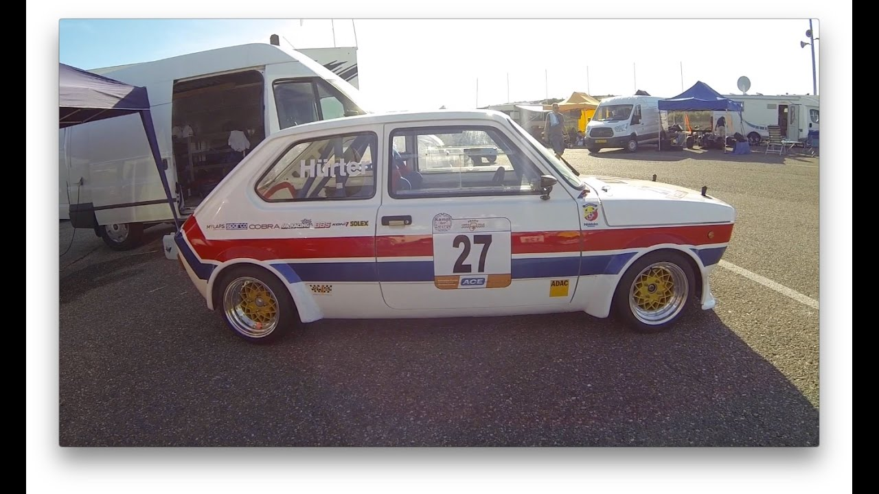 fiat 127 abarth awesome racer vlog 158 youtube. Black Bedroom Furniture Sets. Home Design Ideas
