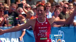 2018 Lausanne ITU World Cup - Elite Women's Highlights