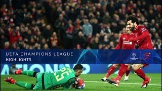 UEFA Champions League   Liverpool vs Napoli   Highlights