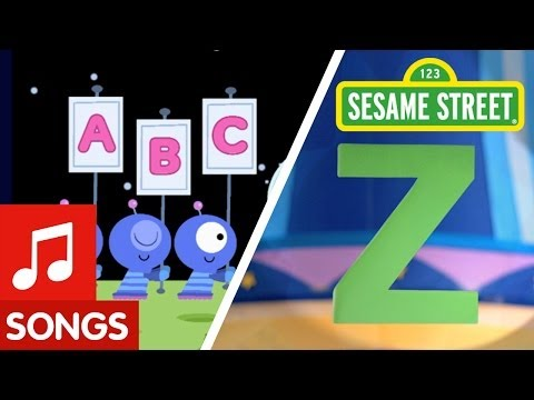 Sesame Street: ABC Song Playlist